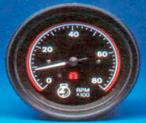 Trimmeter voor Yamaha Outboard Teleflex Red International
