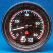 Vacuummeter Teleflex Red International