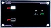 Voltage Monitor met Alarm 12v
