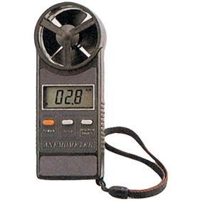 Windsnelheidsmeter  Km/u / M/s Fpm / Knopen