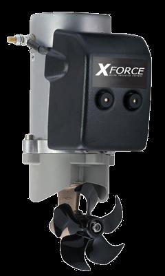 XFORCE SE25S 110/S Boegschroef SET *