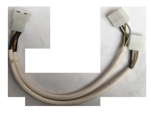 XFORCE Y-Kabel voor bedienpaneel/Joystick Boeg- & Hekschroeven