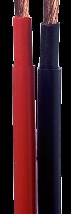allpa Accukabel  25mm²  zwart  zeer flexible met neopreen mantel (minimale afname 10m)