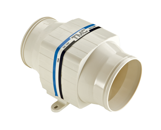 allpa Afzuigventilator voor motorruimtes  12V  4 5A  207m³/h  in-line montage