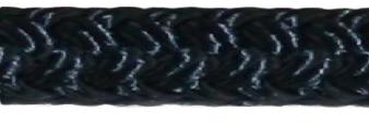 allpa Allcord-16 16-voudig gevlochten polyester Ø10mm donkerblauw haspel 200m