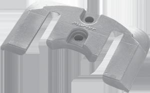 allpa Aluminium Anode Mercruiser / Sterndrive Bravo 1/2/3  Plate (OEM 821630)