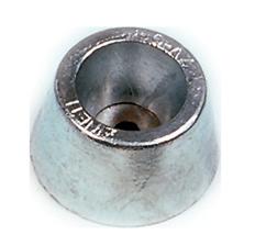 allpa Aluminium Anode boutmontage  Ø80mm (0 41kg)