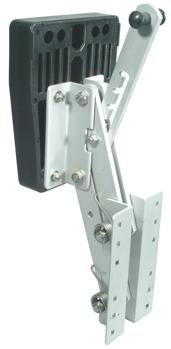 allpa Aluminium Anode voor Ø25mm-as ringvormig/dun