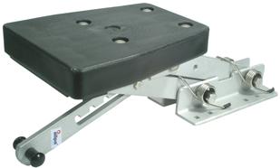 allpa Aluminium Buitenboordmotorstoel klapbaar (max. 35kg)