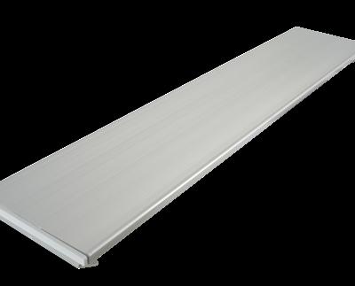 allpa Aluminium bank (100cm) voor allpa rubberboot (eenvoudig in te korten)