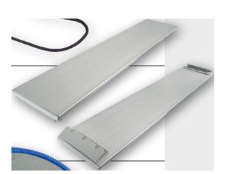 allpa Aluminium bank (95cm) voor allpa rubberboot 350 & 390