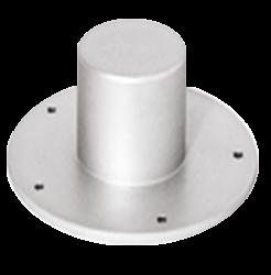 allpa Aluminium basis voor afneembare tafelpoot