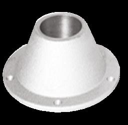 allpa Aluminium bladsteun voor afneembare tafelpoot