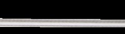 allpa Aluminium bootshaak met kunststof haak L=1650mm