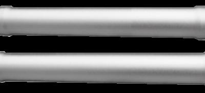 allpa Aluminium tafelpoot  afneembaar  H=700mm