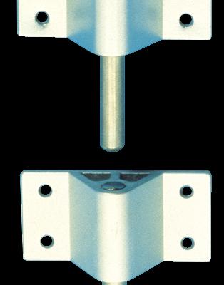 allpa Aluminium vingerling  penlengte=44mm