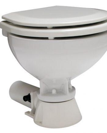 allpa AquaT standard-electric scheepstoilet  12V/13A  comfort pot met bedienpaneel