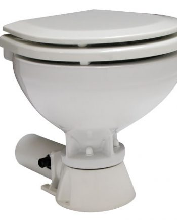allpa AquaT standard-electric scheepstoilet  24V/7A  comfort pot met bedienpaneel