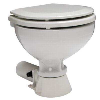 allpa AquaT standard-electric scheepstoilet  24V/7A  compact pot met bedienpaneel