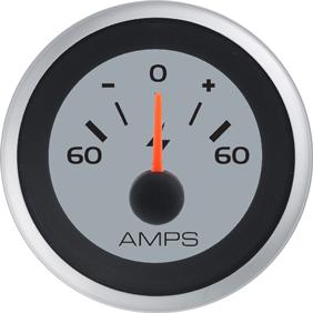 allpa Argent Pro amperemeter 60-0-60A