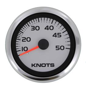 allpa Argent Pro snelheidsmeter 50 knopen (inclusief pitot & slang)