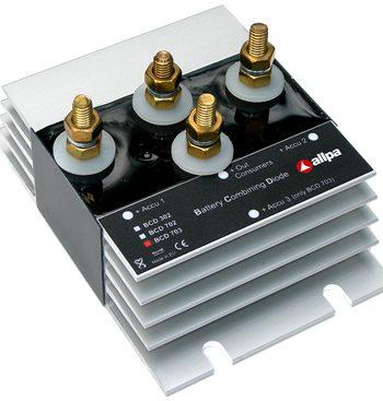 allpa Batterie combining Schottky diode model BCD-703  12/ 24V (in & uit)  70A