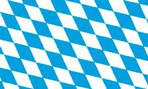 allpa Bayern vlag 20x30cm