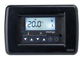 allpa Bedieningspaneel voor marine air conditioning systeem