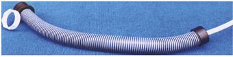 allpa Beschermslang voor buitenboordmotorkabels  groot L=800mm  boorgat Ø60mm  binnenmaat Ø50mm