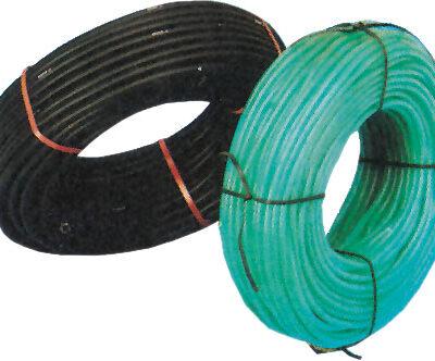 allpa Brandstofslang  38x51mm  olie- & brandstofbestendig met stalen spiraal (ISO 7840 - CE)