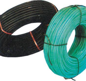 allpa Brandstofslang  50x64mm  olie- & brandstofbestendig met stalen spiraal (ISO 7840 - CE)