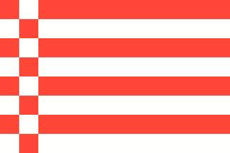 allpa Bremen vlag 20x30cm