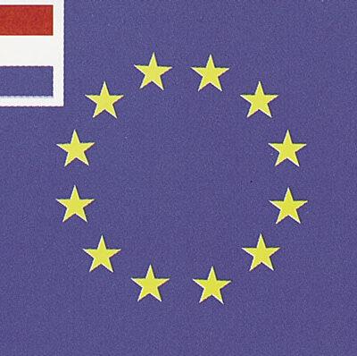 allpa Combinatievlag EG-Nederland 40x60cm