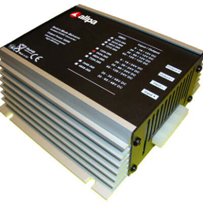 allpa DC/DC Omvormer model SMG-2424-100 20-35V -->24V 4A 100W met isolatie