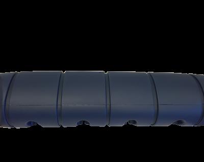 allpa Dockfender 1100x240x240mm 6 0kg Blauw (maat 2)