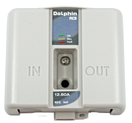 allpa Dolphin  Automatic  charge selector  12V-80A