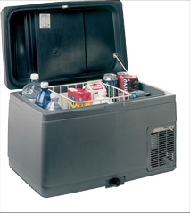 allpa Draagbare koelbox Sea Special model C41L  41l  12/24V  vermogen 31W  int. compressor