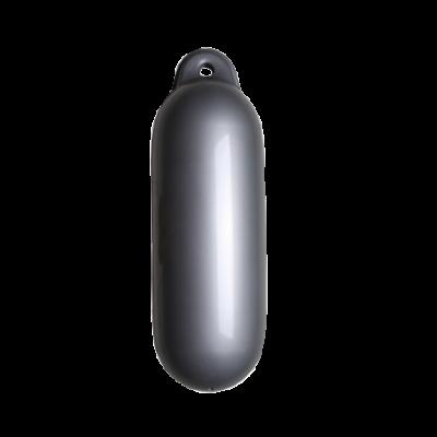 allpa Dropfender  Ø300mm  L=900mm  zilver (maat 5) (opblaasbaar met kogelventiel)