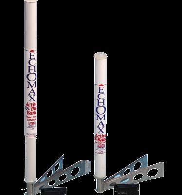 allpa Echomax active-xs-dual-band radardoelversterker (RTE) met standaard controlepaneel