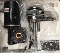 allpa Elektrische Ankerlier St.Maarten 12V -  8mm - 1000W
