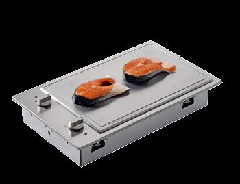 allpa Elektrische teppanyaki bakplaat  230V  510x305x85mm