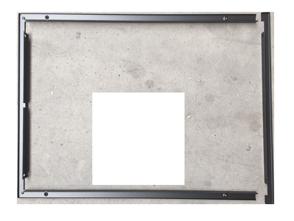 allpa Europees inbouw profiel  389 x 533mm  voor koelkast C42L / C51i