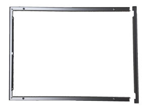 allpa Europees inbouw profiel  533 x 768mm  voor koelkast C130L