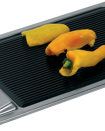 allpa Flush mount elektronische grillplaat uit RVS (2400W)  230V  500x300x4mm