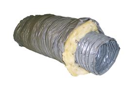 allpa Geïsoleerde luchtslang  Ø102mm  voor marine air conditioning systeem