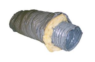 allpa Geïsoleerde luchtslang  Ø152mm  voor marine air conditioning systeem
