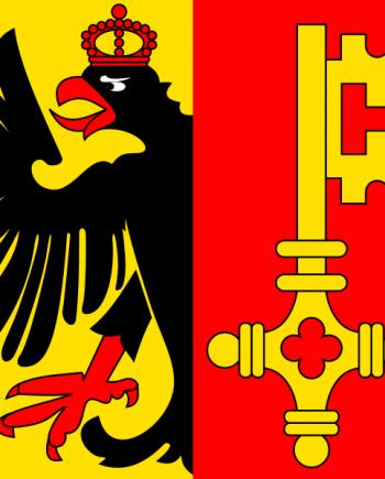 allpa Genf vlag 20x30cm