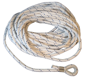 allpa gevlochten polyester ankerlijnen