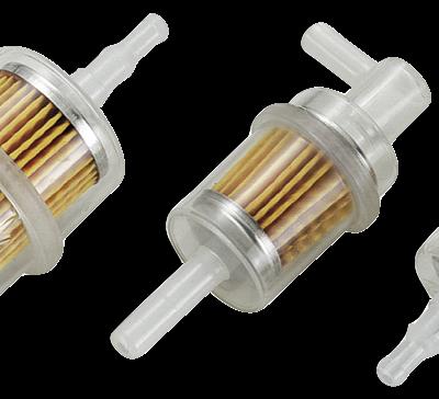 allpa In-Line filter diesel voor motoren tot 2000cc  slang Ø6-8mm