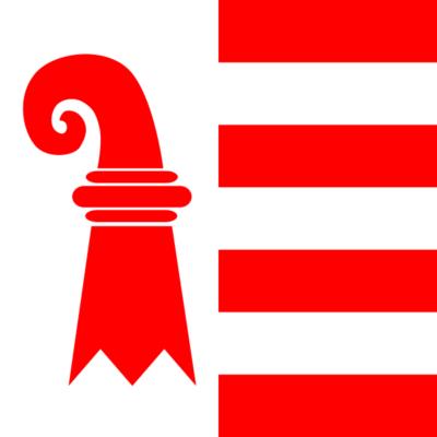 allpa Jura vlag 20x30cm